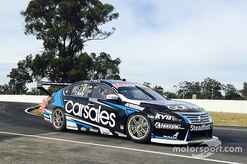 Campbell given surprise Nissan test