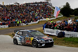 WRC Leg report Germany WRC: Ogier extends lead over Mikkelsen, Tanak retires