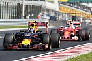 Verstappen: I did nothing wrong in Raikkonen battle