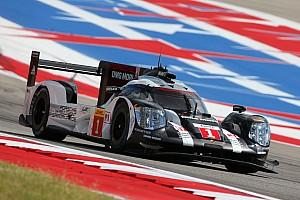 WEC Practice report Porsche 919 Hybrids defy the Texan heat