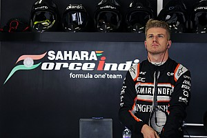 Formula 1 Breaking news Force India confirms Hulkenberg's exit