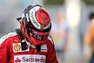 Formula 1 Marchionne tells Raikkonen: Prove you deserve a new contract