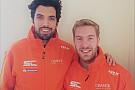 CIR Pietro Ometto è il copilota della selezione di Orange1 Racing