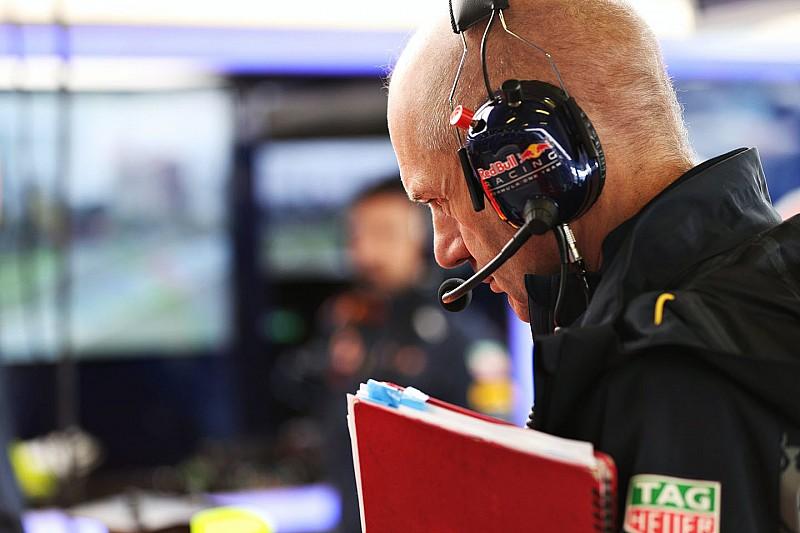 Newey poised to begin work on 2017 Red Bull F1 car
