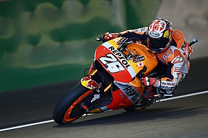 MotoGP Breaking news Pedrosa to return for MotoGP finale