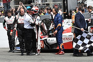 "WEC Breaking news Toyota squad aims to strike back after Le Mans ""heartache"""