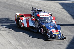 IMSA Race report DeltaWing showed promising race pace