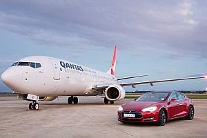 Automotive Nieuws Video: Tesla Model S boekt nieuw sprintrecord voor elektrische auto's