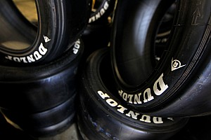 """Supercars Breaking news Dunlop excited by """"faster"""" Supercars control tyre"""