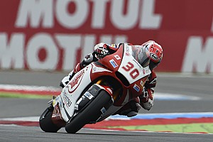 Moto2 Race report Assen Moto2: Nakagami fights through for maiden win