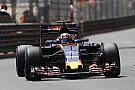 Formula 1 Toro Rosso has a decent day on Thursday free practice at Monaco
