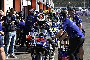 MotoGP Breaking news MotoGP teams to test dashboard messages in Australia