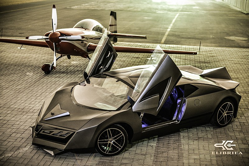 Elibriea Automotive presenteert extreme supercar met 800 pk