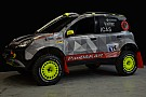 Cross-Country Rally Un Panda quiere conquistar el Dakar