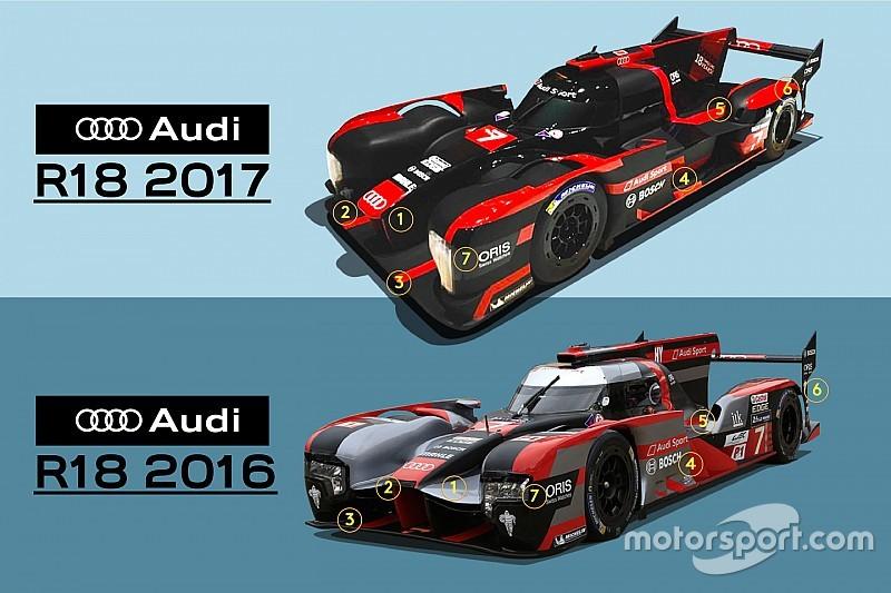 Ce Qu Aurait D 251 234 Tre L Audi R18 2017 Motorsport Com