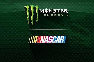 NASCAR Sprint Cup Actualités Officiel - Monster devient sponsor titre de la première division NASCAR