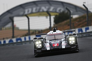 Le Mans Testing report Porsche leads morning session of official Le Mans test day