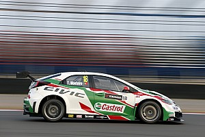 WTCC Breaking news Argentina WTCC: Honda beats Citroen to win MAC3