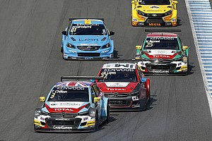WTCC Breaking news Class 1 switch could decimate WTCC grid - Chilton