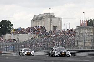 DTM Race report Norisring DTM: Muller beats Blomqvist for second Audi win