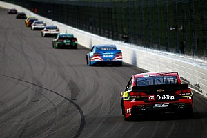 NASCAR Sprint Cup Analysis Kansas race outcome determined by what we didn't see
