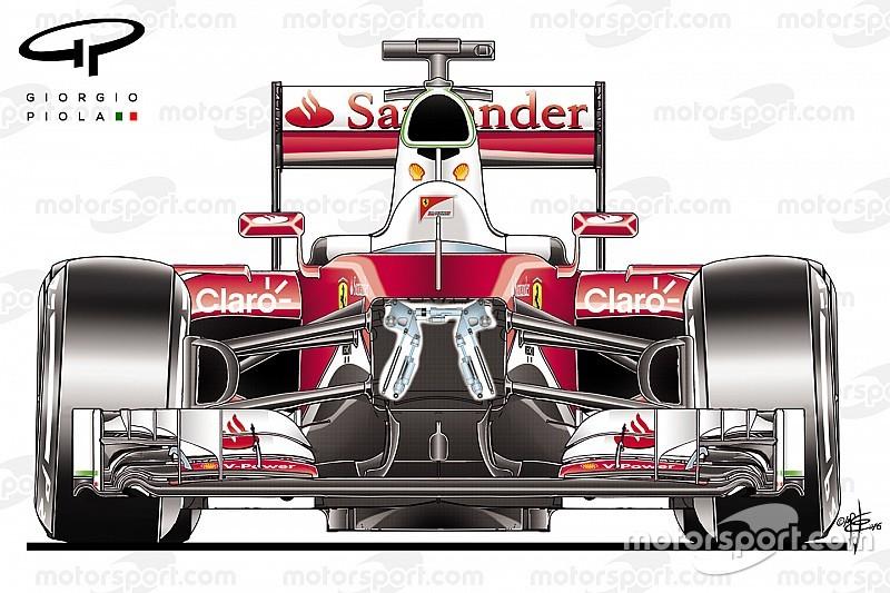 Tech lowdown: Hidden secrets of Ferrari's new F1 car