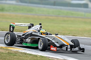 Other open wheel Breaking news Daruvala delighted with third TRS win