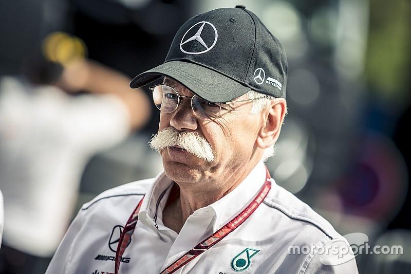 Dieter Zetsche va quitter la présidence de Mercedes