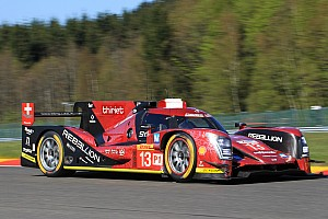 WEC Breaking news Rebellion shock factory teams again with WEC podium