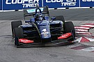 Indy Lights Serralles tops Indy Lights practice at Toronto