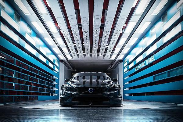 WTCC Ultime notizie La Polestar Cyan Racing sviluppa la Volvo S60 TC1 in galleria del vento