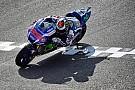 Lorenzo shrugs off crash: