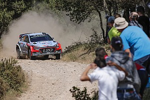 WRC Leg report Italy WRC: Neuville continues to lead as Latvala edges closer