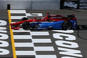 IndyCar Breaking news Pocono's IndyCar race postponed due to rain