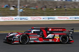 Audi to leave WEC at the end of 2016