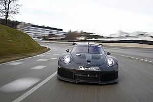 WEC Breaking news Porsche unveils 2017 GTE challenger