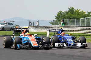 Formula 1 Breaking news Nasr: Beating Manor