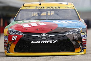 NASCAR Sprint Cup Breaking news Toyota earns first manufacturer's title in Cup, ending Chevrolet's streak