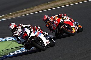 Формула 1 Новость Видео: Алонсо прокатился на чемпионском мотоцикле MotoGP