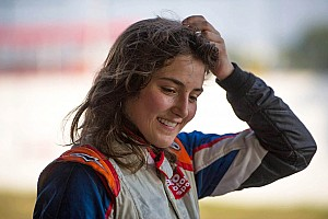 "Indian Open Wheel Special feature Tatiana Calderon: ""Not the best weekend, but a great season!"""