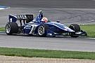 Indy Lights Jones blitzes Indy Lights rivals to grab IMS pole
