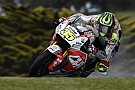 "Crutchlow: I was ""terrified"" about crashing out like Marquez"