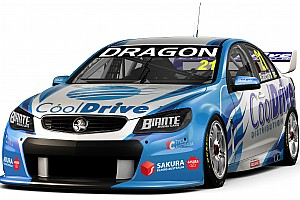 V8 Supercars Breaking news Blanchard's 2016 V8 racer revealed