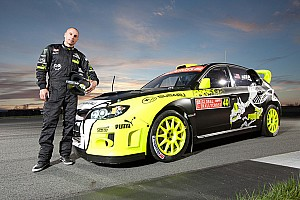Global Rallycross News