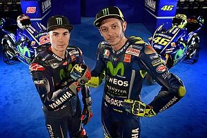 MotoGP Actualités L'équipe Yamaha prête à reprendre le titre pilotes en MotoGP