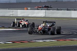 Євро Ф3 Репортаж з гонки Ф3 на Нюрбургринзі: Гюнтер не дав Строллу зробити хет-трик