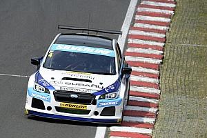 BTCC Race report Oulton Park BTCC: Turkington scores first ever Subaru win