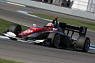 Indy Lights Jamin, Franzoni, Megennis lead Mazda Road To Indy test