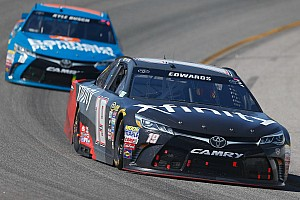 NASCAR Sprint Cup Interview Edwards crew chief: NASCAR fans