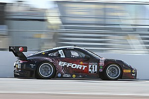 PWC Race report Lewis goes flag to flag for maiden GT win at St Petersburg